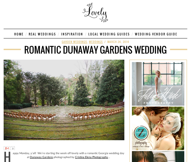 Featured : The Lovely Find